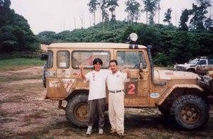 写真2 1997年 ボルネオの4WDジャングルレースに参戦.jpg